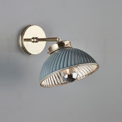 Wl17 Mini Tiber Wall Light Np Grey S