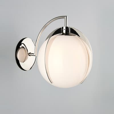 Wl18 Claw Globe Wall Light Np S