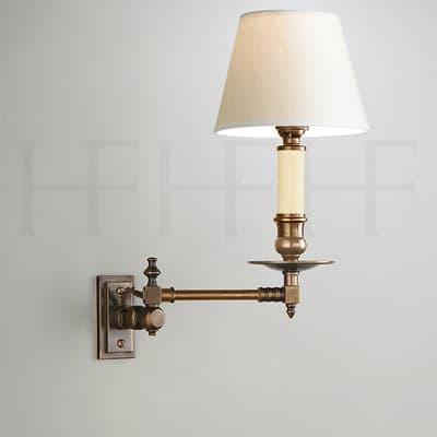 Wl188 Hector Swing Arm Wall Light S