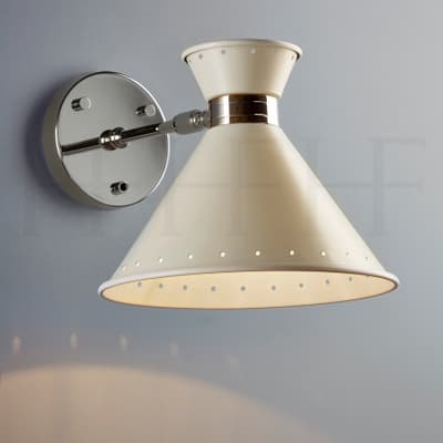 Wl259 Sw Tom Wall Light Natural With Switch S