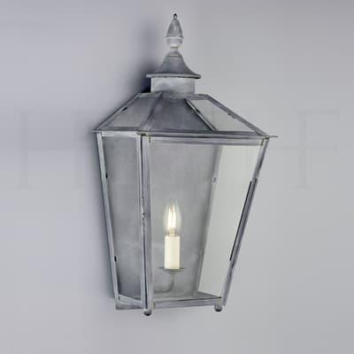 Wl275 S Sir John Soane Wall Lantern Small S