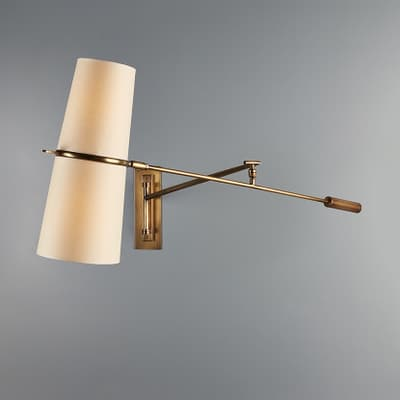 Wl28 Jacques Swing Arm Wall Light 1 S