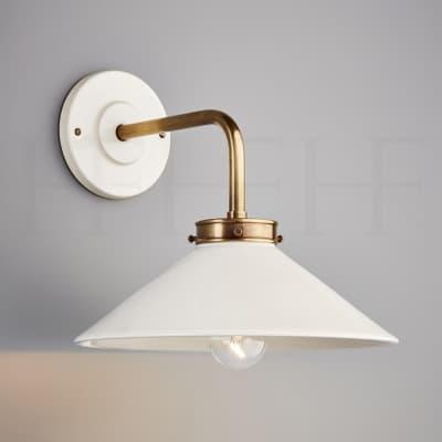 Wl301 Bianco Antique Brass S