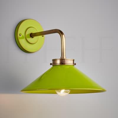 Wl301 Verde Selenio Antique Brass S