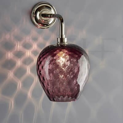 Wl304 M Chiara Wall Light Viola S