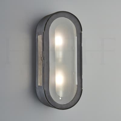 WL333 Hermes Wall Lantern ZN S