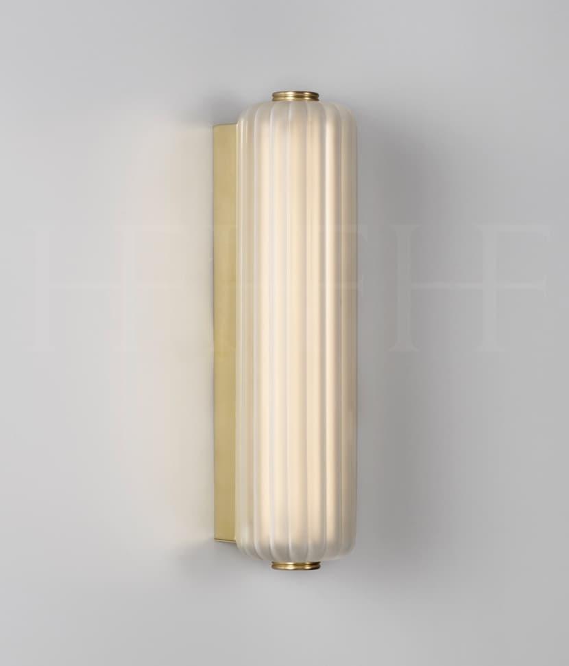 Wl465 Zeppelin Wall Light Ab S
