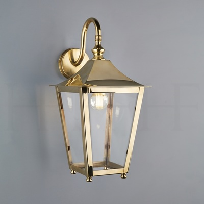 Athena Hanging Lantern on Bracket