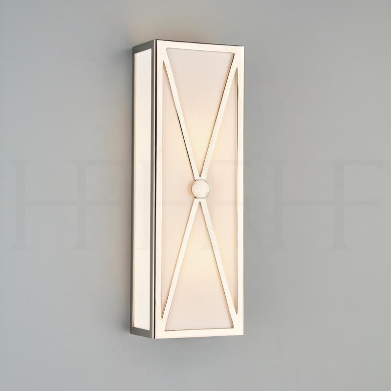 Wl10 Battersea Wall Light L