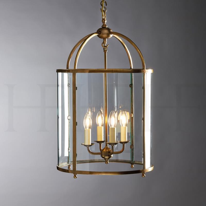 LA96 S Beatrice Hanging Lantern Small L