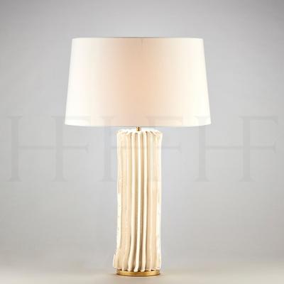 Cactus Table Lamp, Large, Bianco