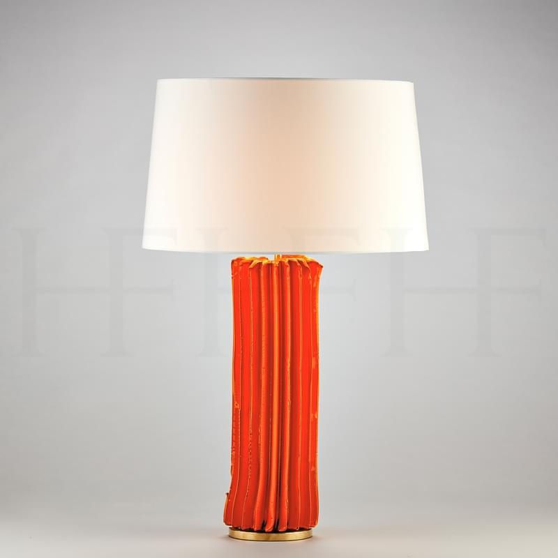 Tl172 Cactus Table Lamp Arancio L