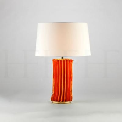 Cactus Table Lamp, Small,  Arancio
