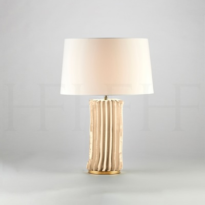 Cactus Table Lamp, Small, Naturale