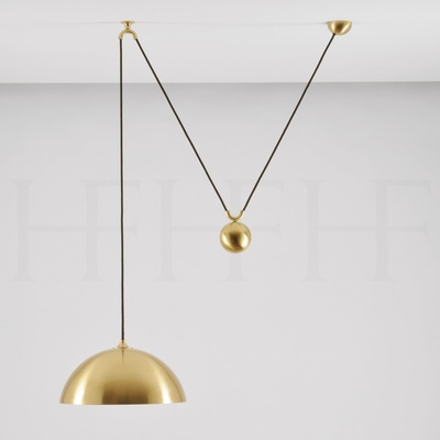 DUOS Adjustable Pendant, side pull
