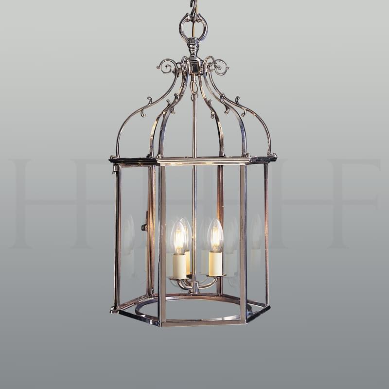 La13 English Hall Lantern Small L