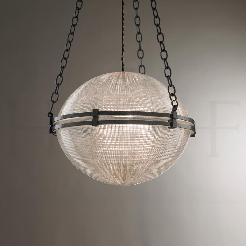 PL73 Globe Prism Light with cable L