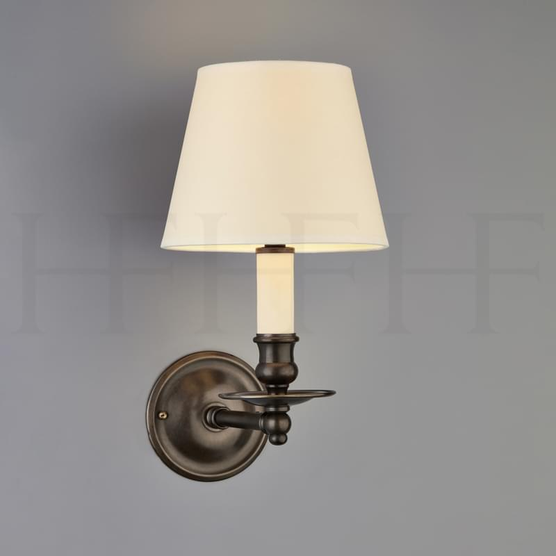 Wl26 Single Straight Arm Wall Light L