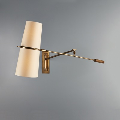 Jacques Swing Arm Wall Light