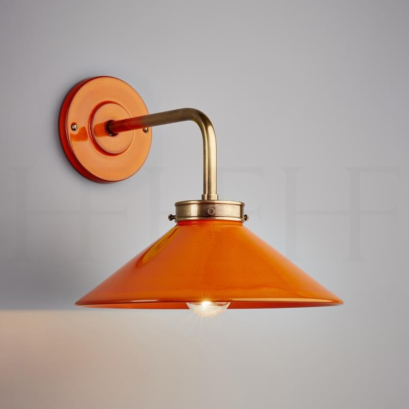 Wl301 Arancio Antique Brass L