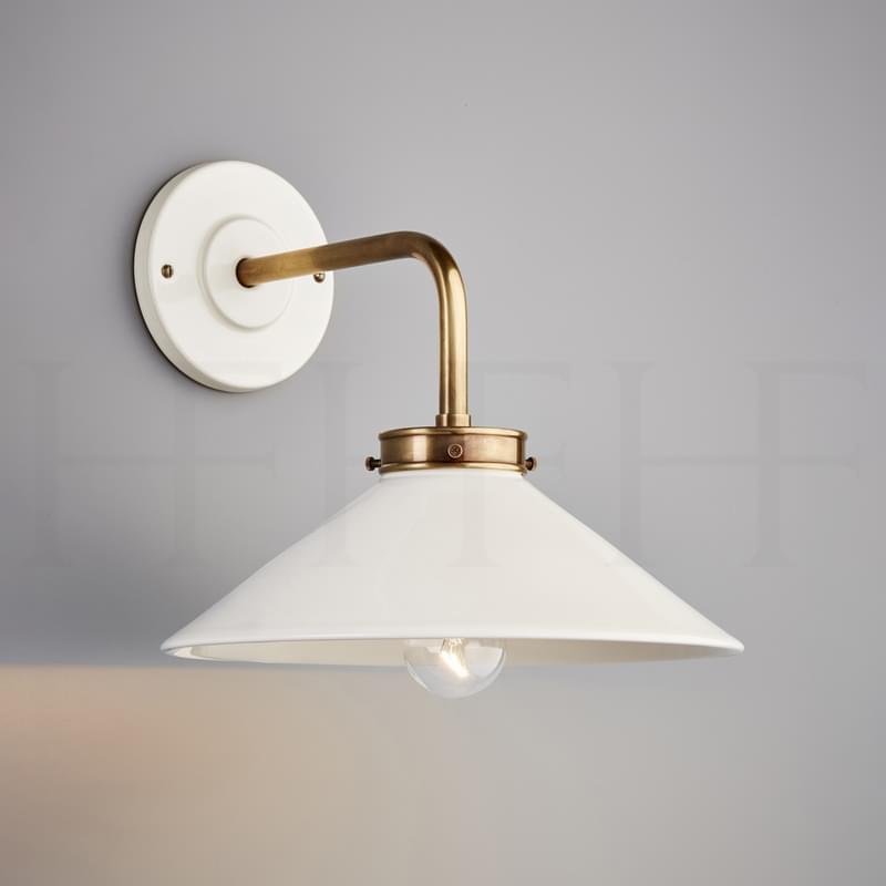 Wl301 Bianco Antique Brass L
