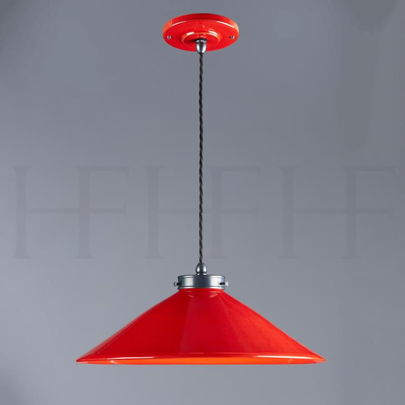 Pl300 M Lucia Pendant Rosso And Gunmetal Low Res L