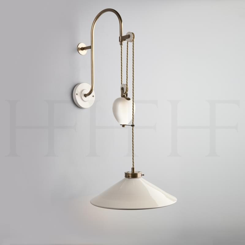 Wl449 Lucia Rise And Fall Wall Light L