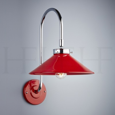 Lucia Wall Light Rosso