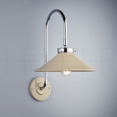 Lucia Wall Light Taupe