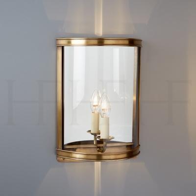 Michael Half Moon Lantern
