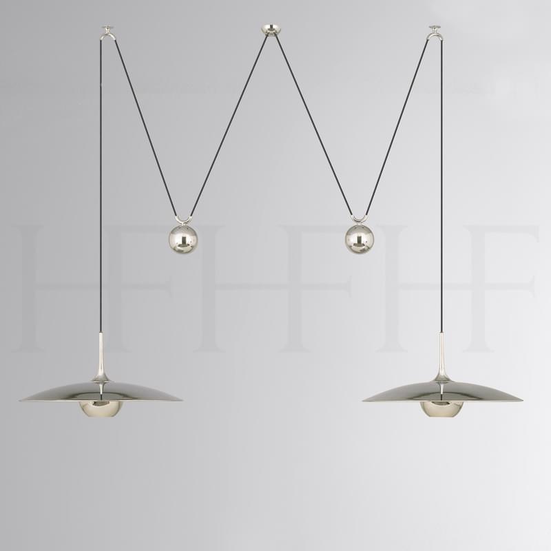 Pl93 L Onos 55 D Adjustable Pendant Lamp L