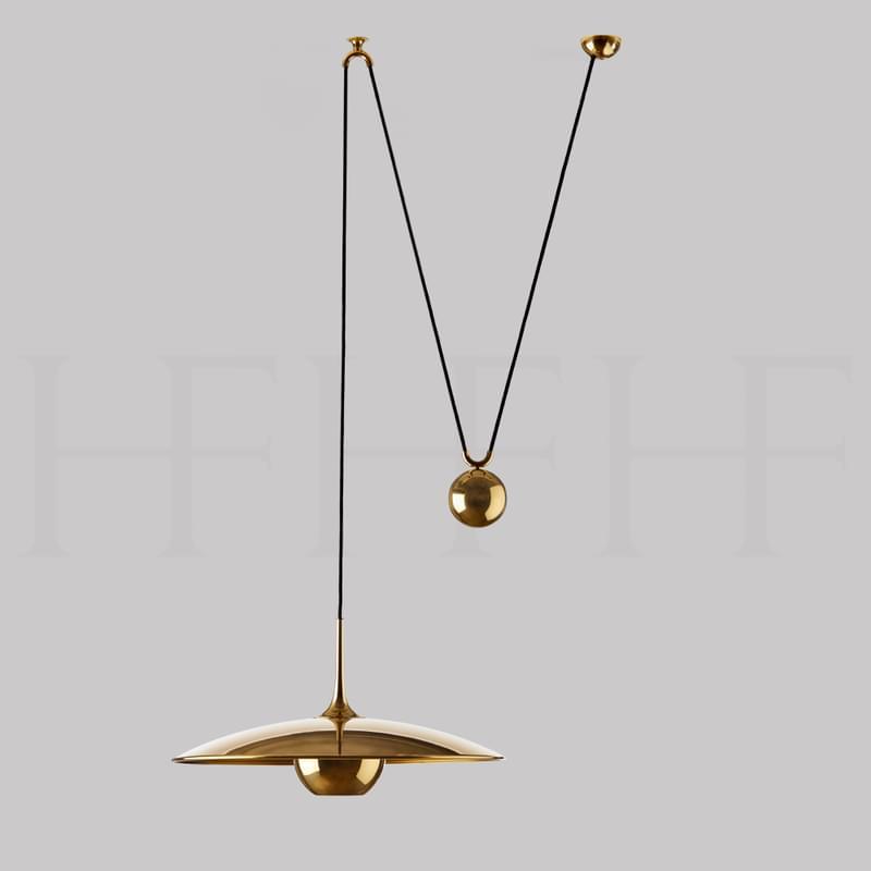 Pl95 M Onos 40 S Adjustable Pendant Lamp Side Pull L