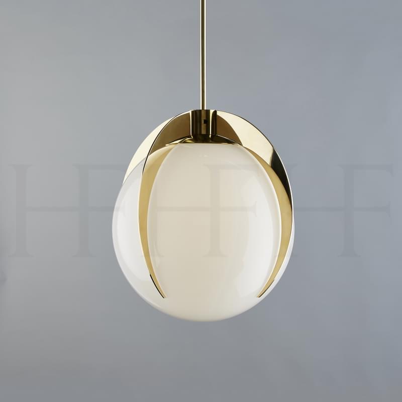 Pl170 S Opal Claw Globe Small L