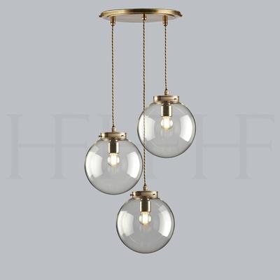 Palantir 3 Light Globe Cluster