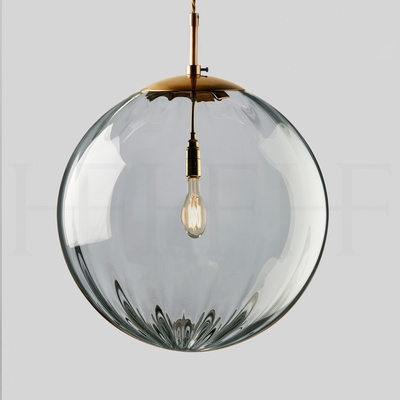 Paola Pendant, Clear, Large