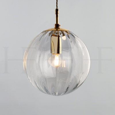 Paola Pendant, Clear, Small