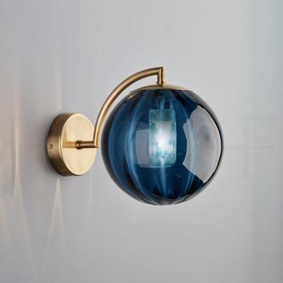 Paola Wall Light, Blu Avio