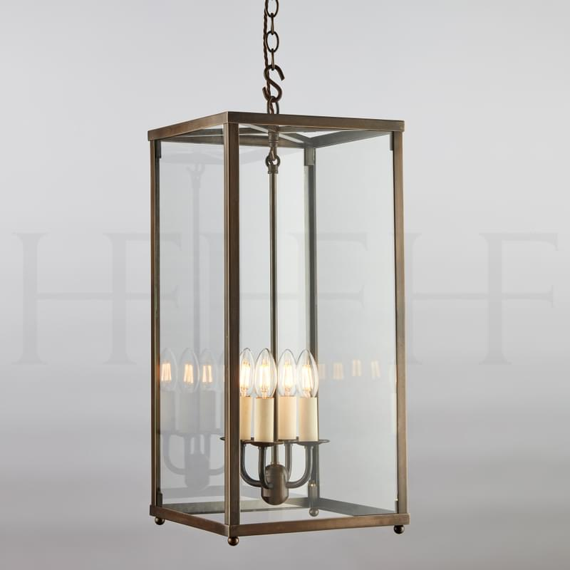 LA97 S Penant Box Lantern Small L