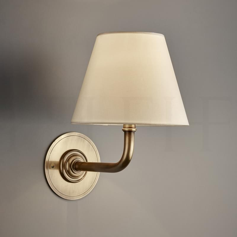 Wl305 Rupert Wall Light L