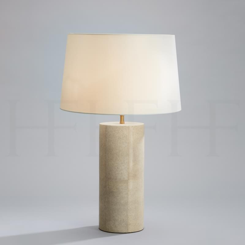 Tl83 Shagreen Table Lamp L