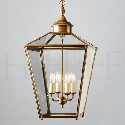 Sir John Soane Hanging Lantern, Large