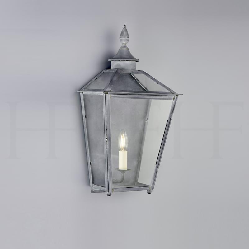 Wl275 S Sir John Soane Wall Lantern Small L