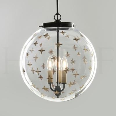 Star Globe, Large