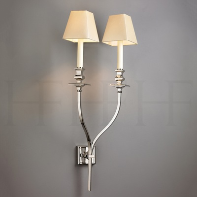 Starback Wall Light, Double Arm, Large