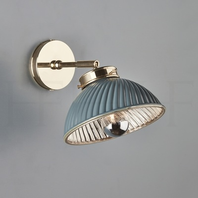 Tiber Wall Light, Mini, Straight Arm
