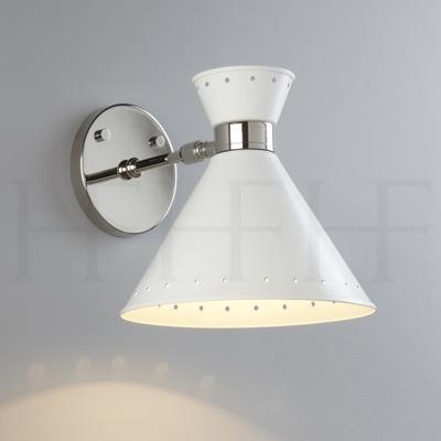 Tom Wall Light, Bianco