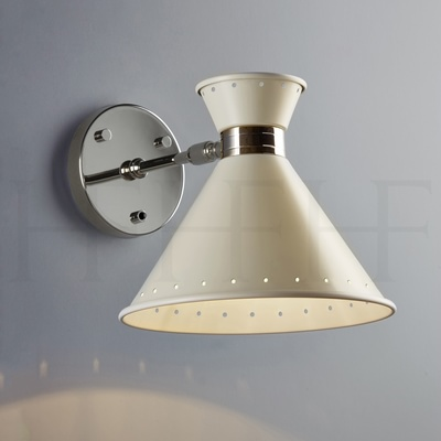 Tom Wall Light with switch, Naturale
