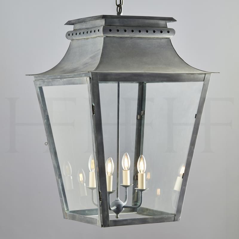 La93 Xl Zeus Hanging Lantern Extra Large L