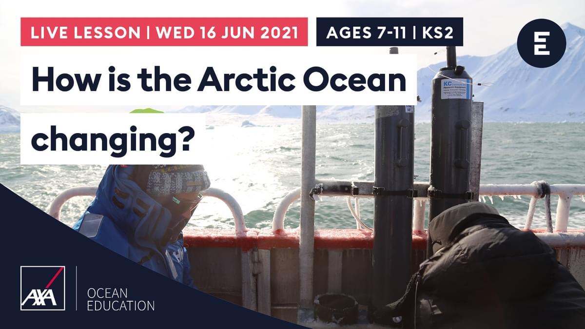 AL2021 How is the Arctic Ocean changing KS2