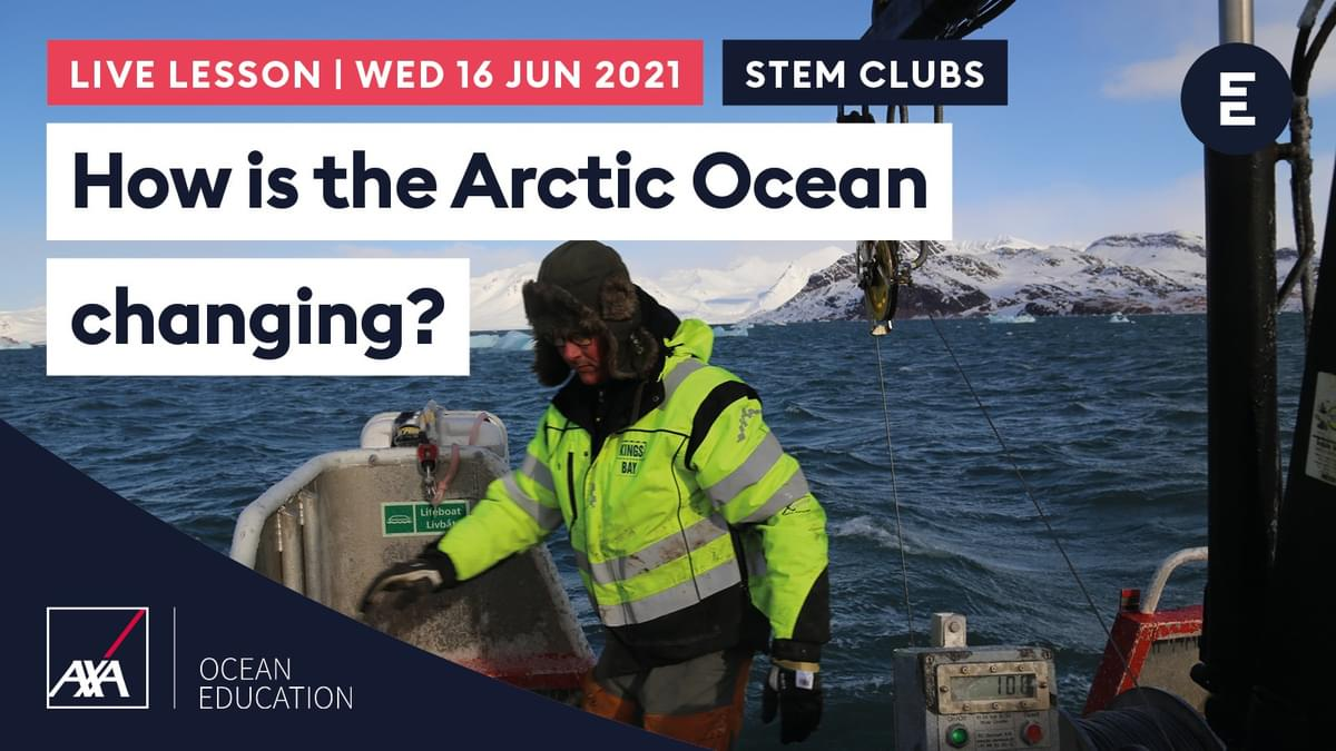 AL2021 How is the Arctic Ocean changing USA